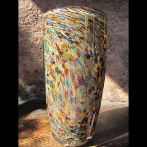 Frit-vase
